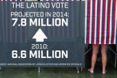 Swing state candidates zero in on Latino vote