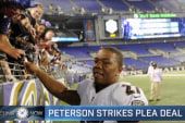 Adrian Peterson strikes plea deal