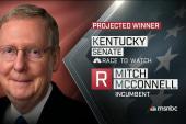 McConnell defeats Lundergan Grimes for Senate