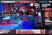 Red shift brings new leadership to Senate