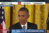 Obama: I'm not running again