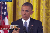 Obama: 'American people sent a message'