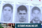 43 students still missing in Mexico