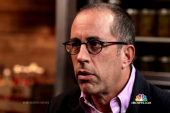 Jerry Seinfeld sees signs of autism in...