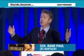 Rand Paul seeks loophole for presidential run