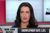 Unemployment rate down in jobs report