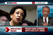 Obama to nominate Lynch as Attorney General
