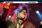 George Clinton's wild life in music
