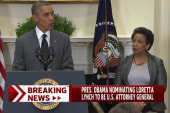 Obama names nominee for attorney general