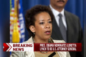Obama nominates Loretta Lynch as next AG