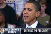 Historian predicts Pres. Obama's legacy