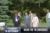 New book details 1978 Camp David conference