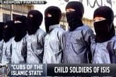 ISIS training child soldiers in Iraq, Syria