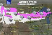 Parts of U.S. brace for winter storm