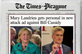 Before runoff, Landrieu rolls out attack ad