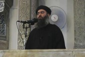 ISIS leader possibly hit in US airstrike