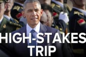 Obama's high-stakes China trip