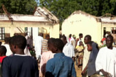 Who killed 48 students in Nigeria?