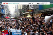 Human rights concerns continue over China