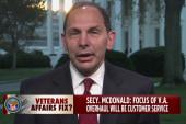 VA secretary: Changes have already begun