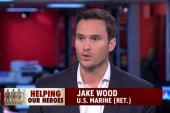 Helping veterans adjust to civilian life