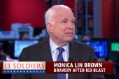 McCain: Women should be allowed in combat