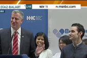 NYC Mayor: 'New York City is Ebola-free'