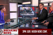 Ferguson braces for grand jury verdict