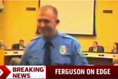 Ferguson on edge before grand jury decision