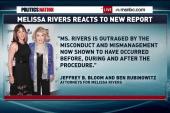 Shocking revelations in Joan Rivers death...