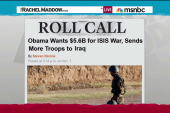 Open-ended ISIS war met with Senate wariness