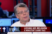 Stephen King on new book, playing in a band