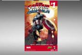 New Captain America hits the shelves