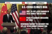 Political fallout follows US-China climate...