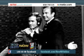 The iconic Dick Cavett on Lennon, Watergate