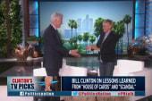 Bill Clinton is a 'gladiator'
