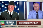 Vets, families claim banks funded terrorism