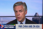 Fmr. US ambassador to China talks climate