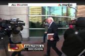 Dr. Michael Baden testifies before grand jury