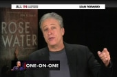 Jon Stewart talks about his movie