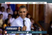 Obama preps for presidential 'home stretch'