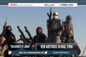 US strategy against ISIS continues to evolve