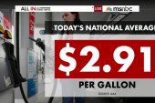 Gas prices hit four-year low