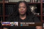 Report: Sex crimes ignored