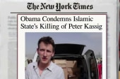 Kassig driven by 'great sense of ideals'