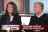 Bipartisan plan to help speed up cures