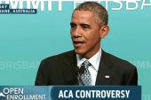 Obama responds to resurfaced ACA criticism