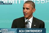 Obama responds to resurfaced ACA criticism