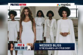 Solange Knowles ties the knot