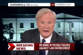 FBI: Protestors may attack against police